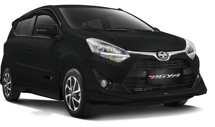 Toyota Agya Black