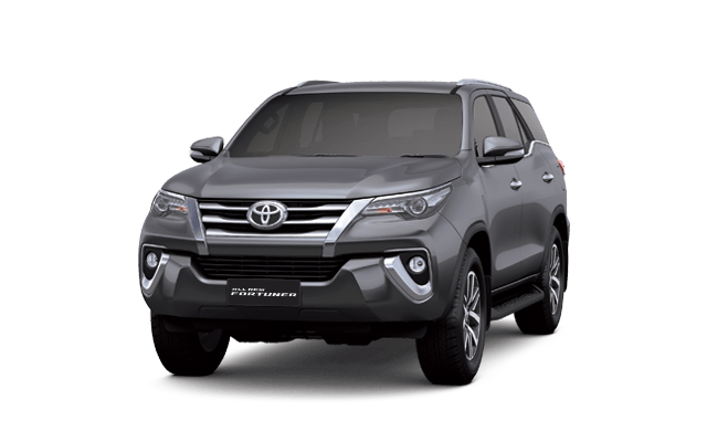 Toyota Fortuner Dark Grey-min