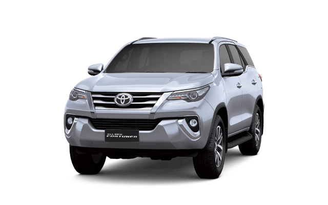 Toyota Fortuner Silver-min