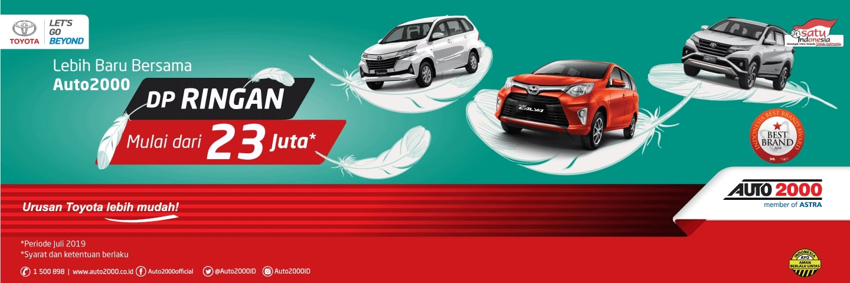 Dp Ringan Toyota