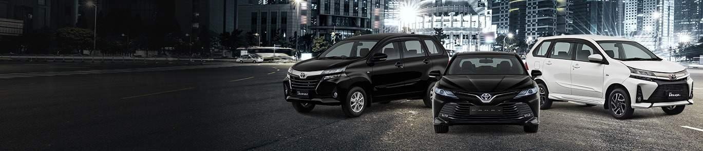 Harga Toyota Bandung
