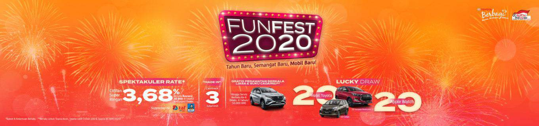 Toyota Funfest 2020
