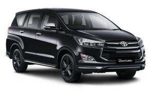 Toyota New Innova Venturer Attitude Black