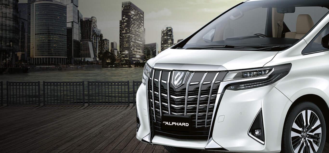 Harga Toyota Aphard Bandung 2020