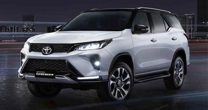 Model Baru Toyota