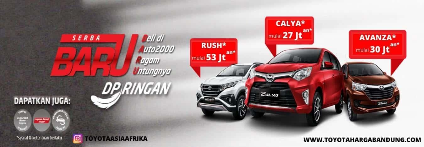 Promo Toyota Serba Baru