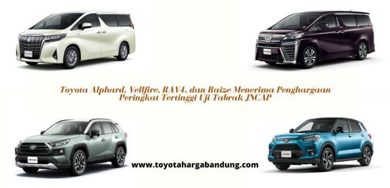 Toyota Alphard dan Vellfire