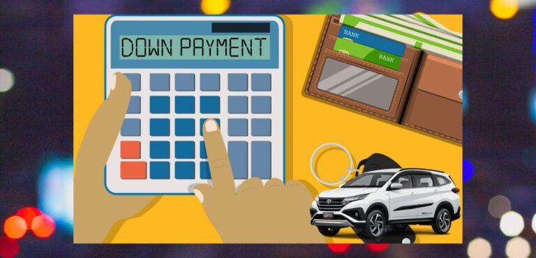 Uang Muka Kredit Mobil