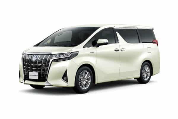 Toyota New Alphard - Toyota Auto2000 Asia Afrika