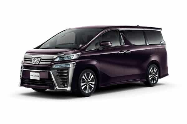 Toyota New Vellfire - Toyota Auto2000 Asia Afrika