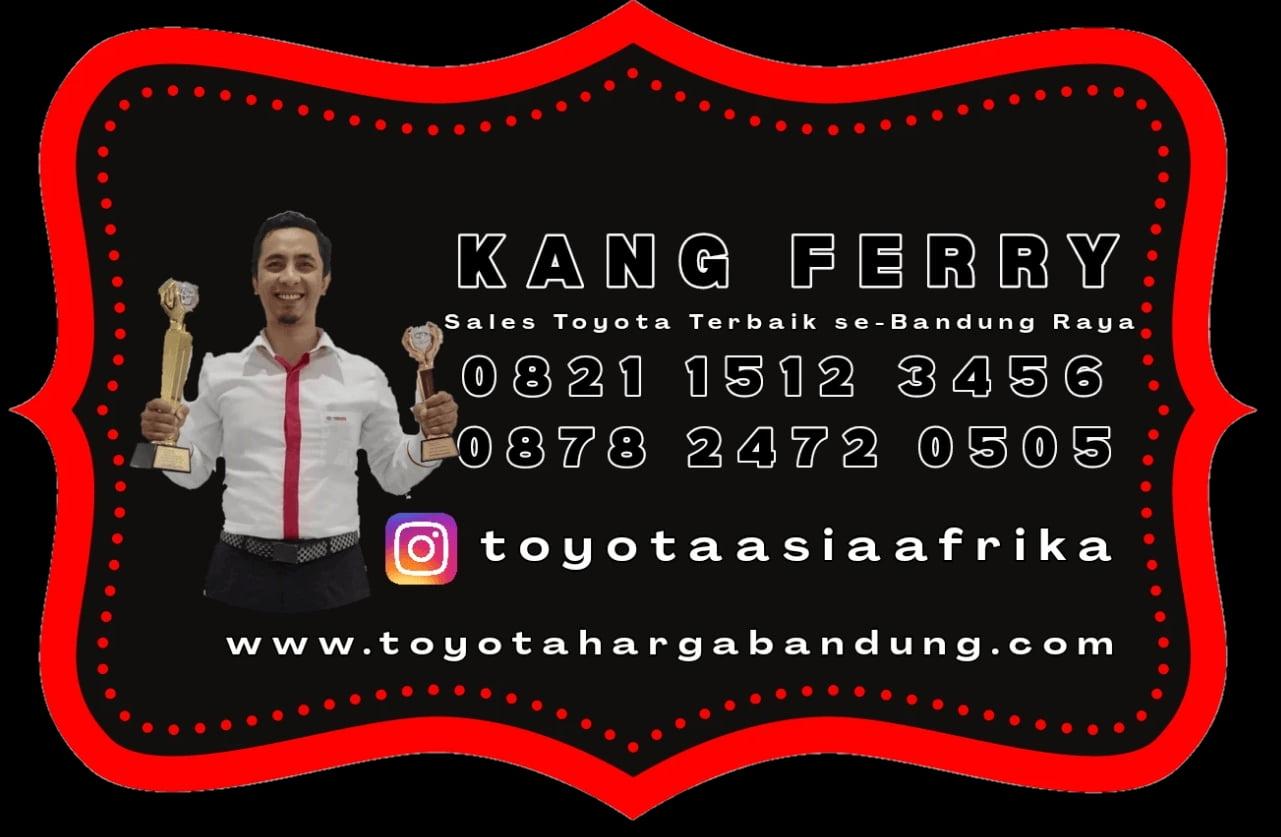 Dealer Toyota Bandung