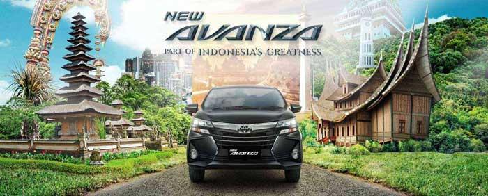 Promo Toyota Avanza Bandung