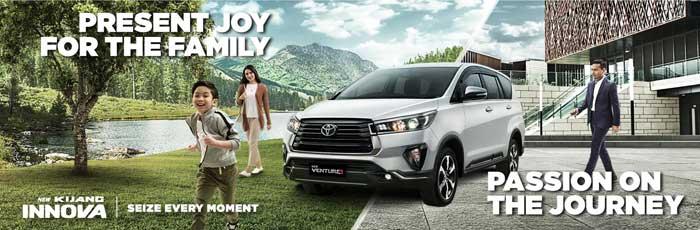 Promo Toyota Innova Bandung