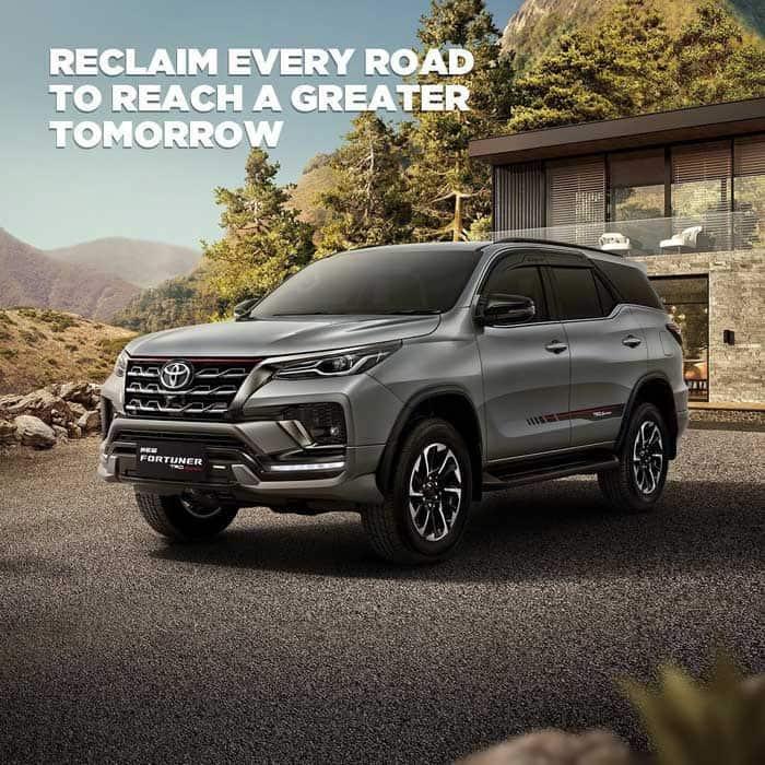 Mobil Toyota Fortuner Terbaru
