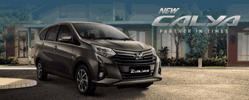 Kredit Toyota Calya