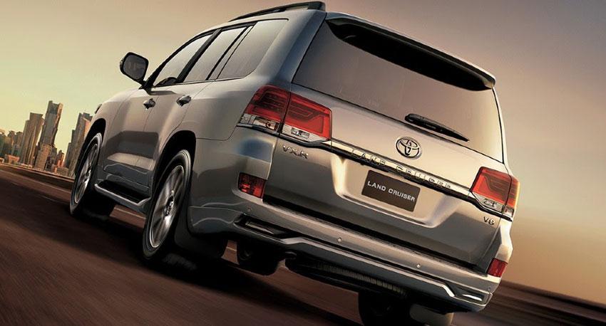 Kredit Toyota Land Cruiser