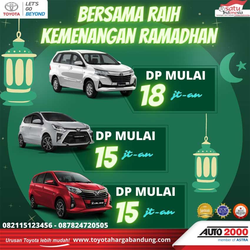 Promo Toyota Bandung - Beli Mobil Toyota