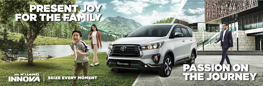 Dealer Toyota Bandung - New Kijang Innova